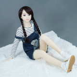 128cm Geschlechts-Puppe, flache Brust-japanische reizvolle Puppe