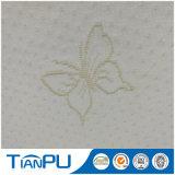 tissu 100% de Topper de matelas du polyester 240GSM