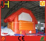 Casa de salto inflável do salto que salta a casa Bouncy