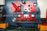 Ironworker, perfurador hidráulico e Shearn, máquina Multi-Function com perfuração e corte