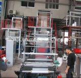 Máquina principal rotatoria de la película del HDPE que sopla