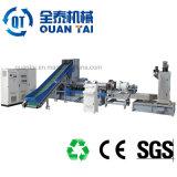Scarto residuo della pellicola che ricicla riga macchina di pelletizzazione/singolo estrusore a vite