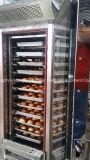 Forno di convezione dei 12 cassetti per pane
