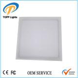 Éclairage en aluminium du panneau de plafond du bâti DEL de l'éclairage LED 600*600mmn DEL