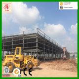 Workshop de aço galvanizado para a Nigéria