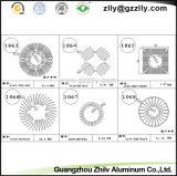 건축재료를 위한 알루미늄 품질 보증 알루미늄 기계설비 방열기