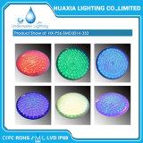 Colorear la luz subacuática cambiante de la piscina de PAR56 LED