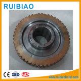 Aço do sem-fim/alumínio/cobre/bronze antiusura/roda de bronze da engrenagem e do eixo e de sem-fim