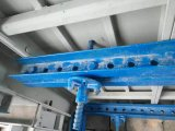 El material de construcción galvanizó la abrazadera de la cuña del encofrado