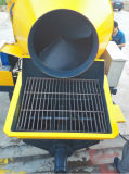 Самозарядная тележка конкретного смесителя с гидровлическим насосом с хорошим ценой
