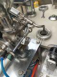 Máquina de enchimento giratória líquida da selagem do copo de café do Cappuccino