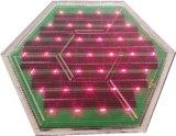 情報処理機能をもった太陽煉瓦スマートな太陽道路IP68