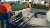 Máquina que lamina del embalaje plástico de la capa de la hoja/de la película de la espuma de Jc-EPE-FM1750 EPE en la India/Tailandia/América