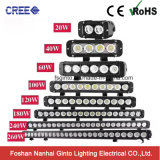 60W 11inch Single Line CREE LED Light Bar pour véhicules hors route 4X4 (GT3301-60W)