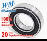 Cuscinetto a sfere profondo della scanalatura di marca di W&M singolo