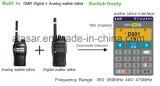 Sistema de gestão móvel do assistente dos dados da polícia da função do Walkietalkie do registrador da aplicação de lei