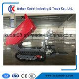 mini dumper de chenille de 800kgs 4WD avec l'engine d'essence