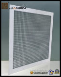 Register-Ei-Rahmen-Gitter Aluminium HVAC-Eggcrate