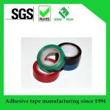 Ruban d'isolation électrique en PVC avec adhésif