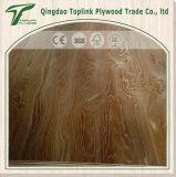 Il legno dei larici imprime il compensato dell'illustrazione per mobilia o la decorazione