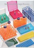 шкафы 96-Well Polyproyplene реверзибельные для Microtube