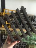 FRP/GRP Pultruded 격자판, T-1210, 25*38*43.4*5.4mm 의 섬유유리 Pultruded 격자판