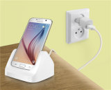 Station de recharge micro USB pour Samsung Galaxy S6/S6 Bord