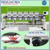 Holiauma最も新しい15カラー6ヘッドはTシャツの刺繍のマルチヘッド刺繍機能のためにコンピュータ化された刺繍機械をコンピュータ化した