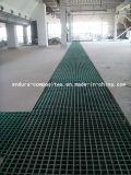FRP/GRP/Fiberglas ad alta resistenza rinforzano la grata della plastica
