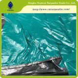 Брезент HDPE/брезент, зеленая ткань брезента PVC, брезент 100GSM