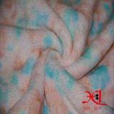 Baumwollflanell-preiswertes Drucken-korallenroter Vlies-Flanell 100% für Pyjamas/Homeclothes