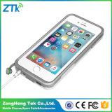 Caja impermeable del teléfono de Lifeproof del caso de la venta caliente para el gris del iPhone 6