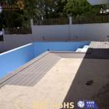 Покрытие пола огнезащитного напольного WPC балкона Австралии водоустойчивое напольное