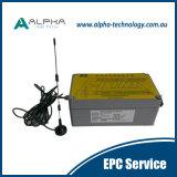 有視界外LHD無線のリモート・コントロールシステム情報処理機能をもった鉱山