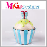 Cupcake Colorful Ceramic Gifts for Kids Piggy Bank
