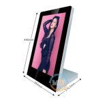15.6 Zoll drahtloser WiFi androider Innenschreibtisch, der LCD-Bildschirmanzeige (MW-151ACN, bekanntmacht)