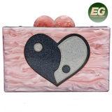 女性のためのEb896熱い販売のアクリルのクラッチの財布の方法イブニング・バッグ党ハンドバッグ