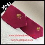 100% soie tissée à la main cravate personnalisée