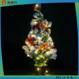 Luzes da corda do diodo emissor de luz do festival do Natal