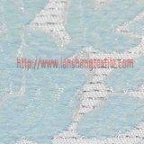 Il filato del tessuto del jacquard ha tinto il tessuto del poliestere della fibra chimica per la tessile della casa del vestito dalla donna