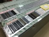 Certificat joint silicone adhérent pour l'aluminium mur de verre