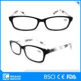 Óculos de leitura de plástico mais barato da moda de venda a quente de alta qualidade