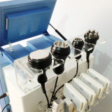 Pérdida de peso corporal Ls650 máquina ultrasónica de láser de RF de cavitación RF
