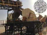 La producción total de la línea de trituración de roca caliza (250TPH)