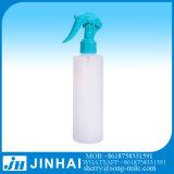 250mlは手の洗浄プラスチックびんの円形のローションポンプびんを空ける