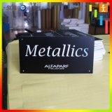 Panneau blanc et coloré de 0.55 densité de PVC de mousse pour des signes