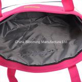 Bolsos de viaje de las señoras bolso de lona de hombro bolsa de playa