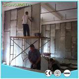 청각적인 EPS 샌드위치 구조상 외부에 의하여 격리되는 벽면 시스템