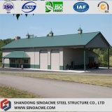 Portail préfabriqués Sinoacme Ferme de bâtiment de fabrication de châssis