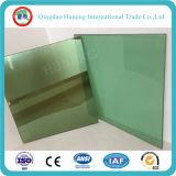 obscuridade de 5mm - vidro reflexivo verde uma classe